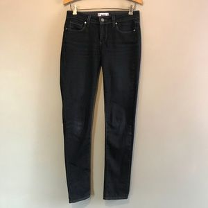Paige Skyline Skinny Twilight Wash Denim Jeans 26